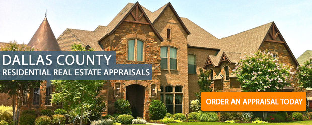 Dallas County Residential Real Estate Appraisals