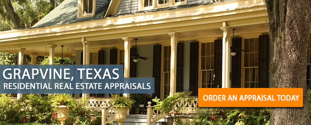 Grapevine, TX Residential Real Estate Appraisals